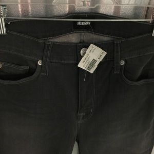 Hudson size 28 nico mid rise ankle skinny jean